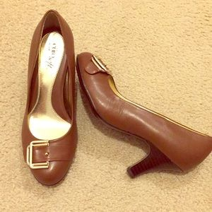 Euro soft by Sofft business causal heels